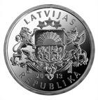 Последний лат Латвии